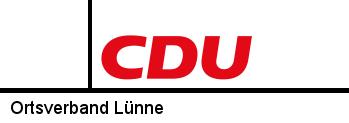 CDU Ortsverband Lünne